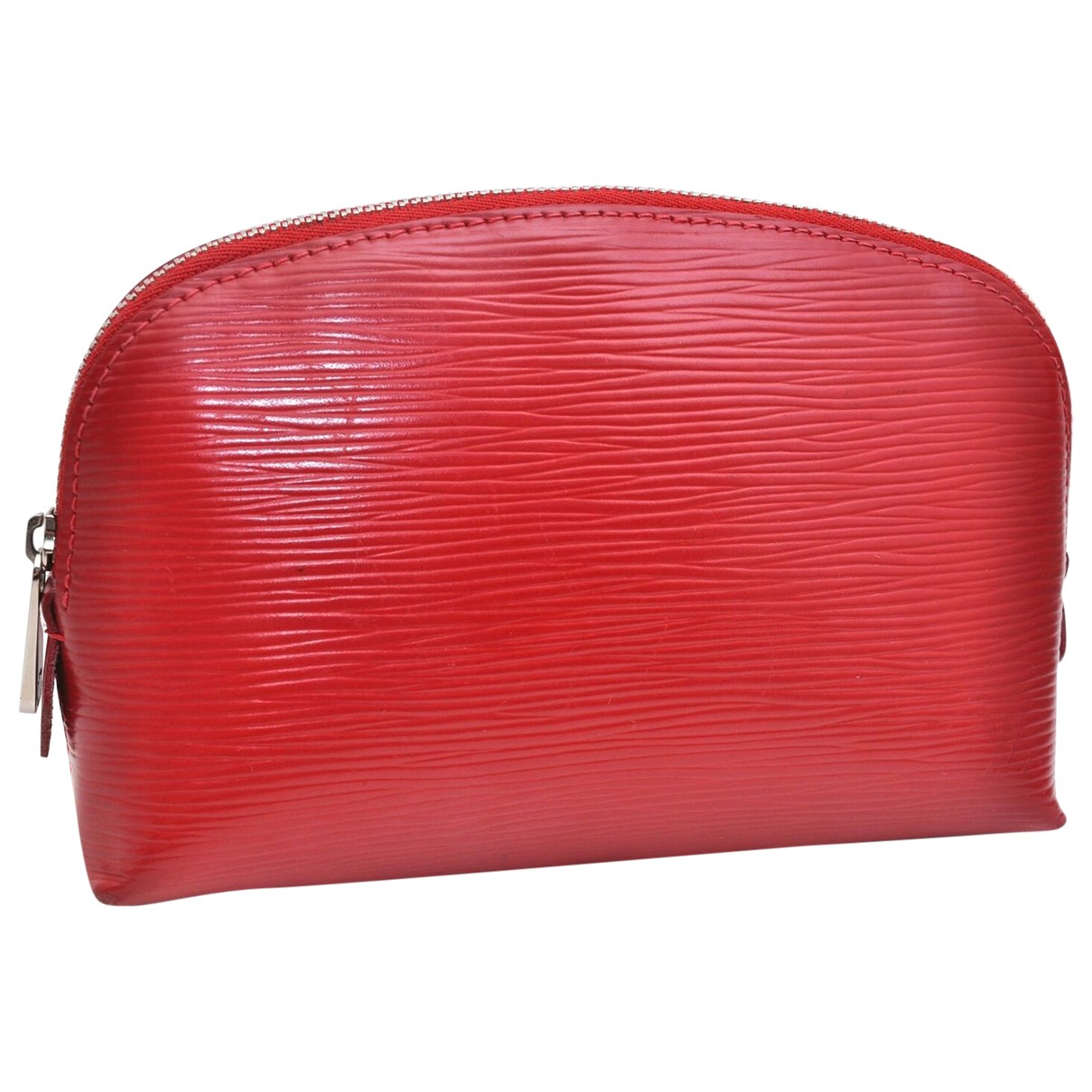 Louis Vuitton \N Red Leather Clutch bag for Women \N