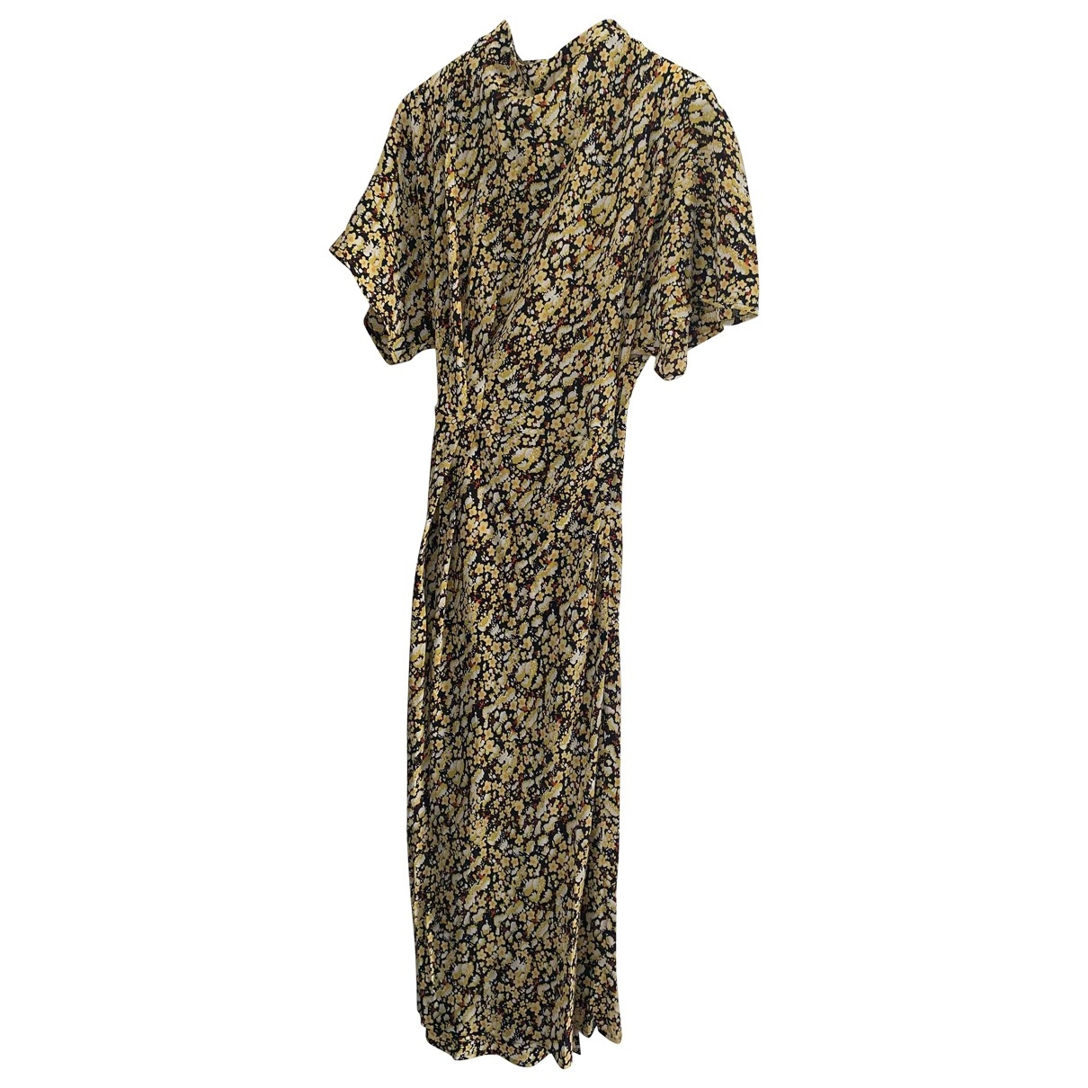 Stine Goya \N Multicolour Silk dress for Women XS International