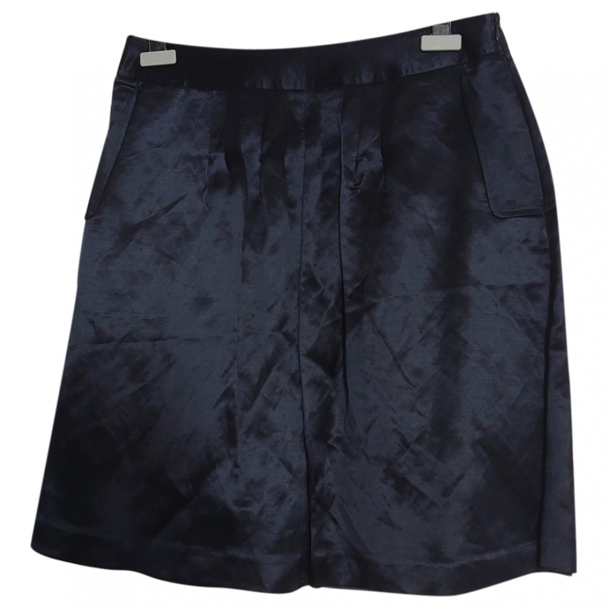 Tommy Hilfiger \N Blue Silk skirt for Women 40 FR