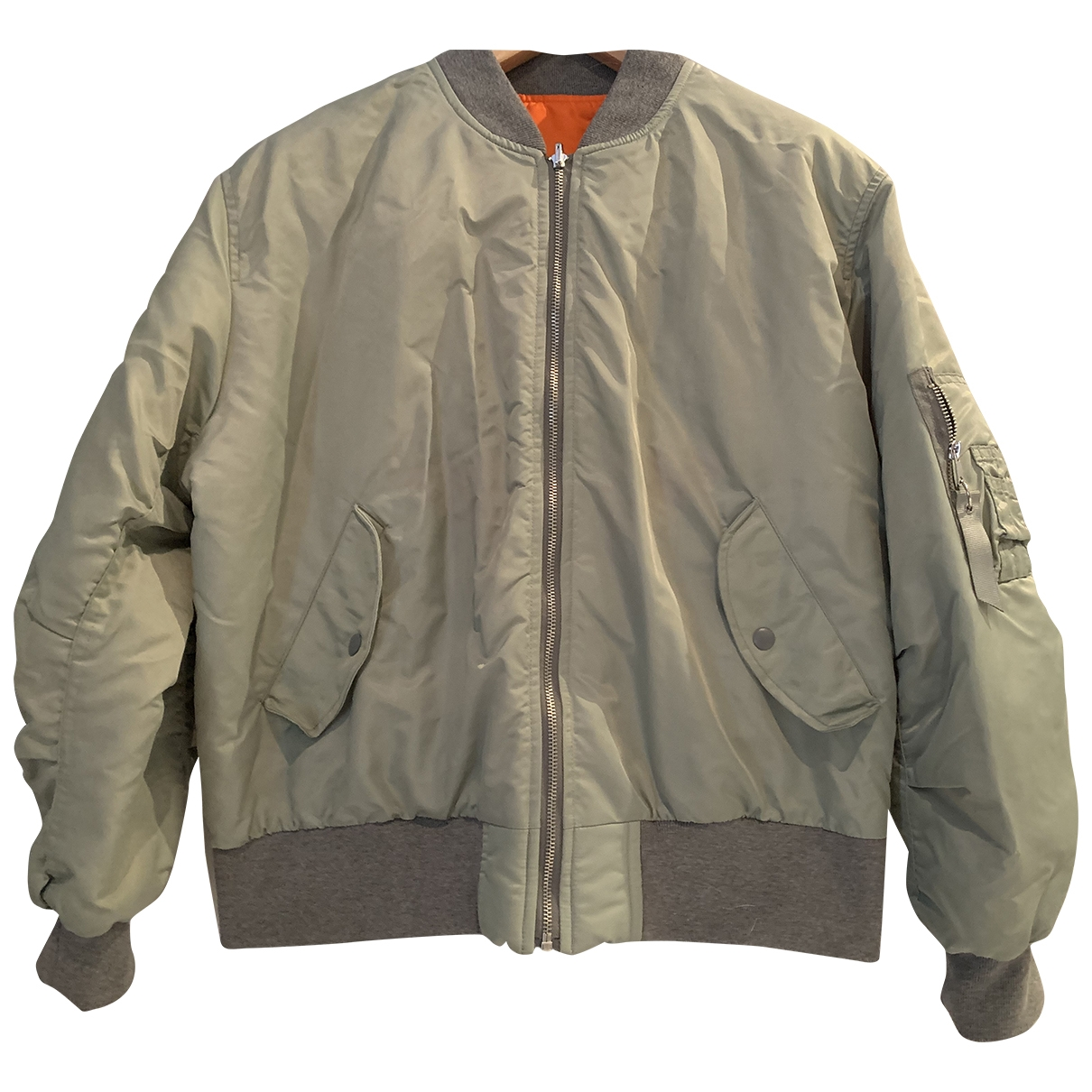 tophop \N Green jacket for Women 12 UK