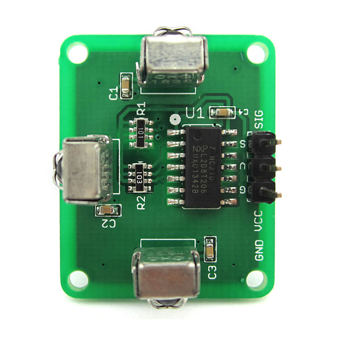 Wide Angle 38KHz Infrared Receiver Sensor Module for Arduino