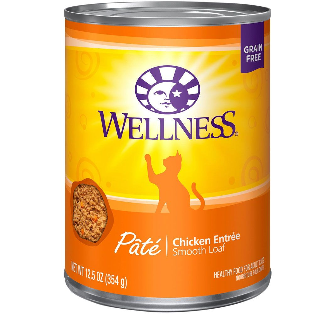 Wellness Cat Food - Chicken (12.5 oz)