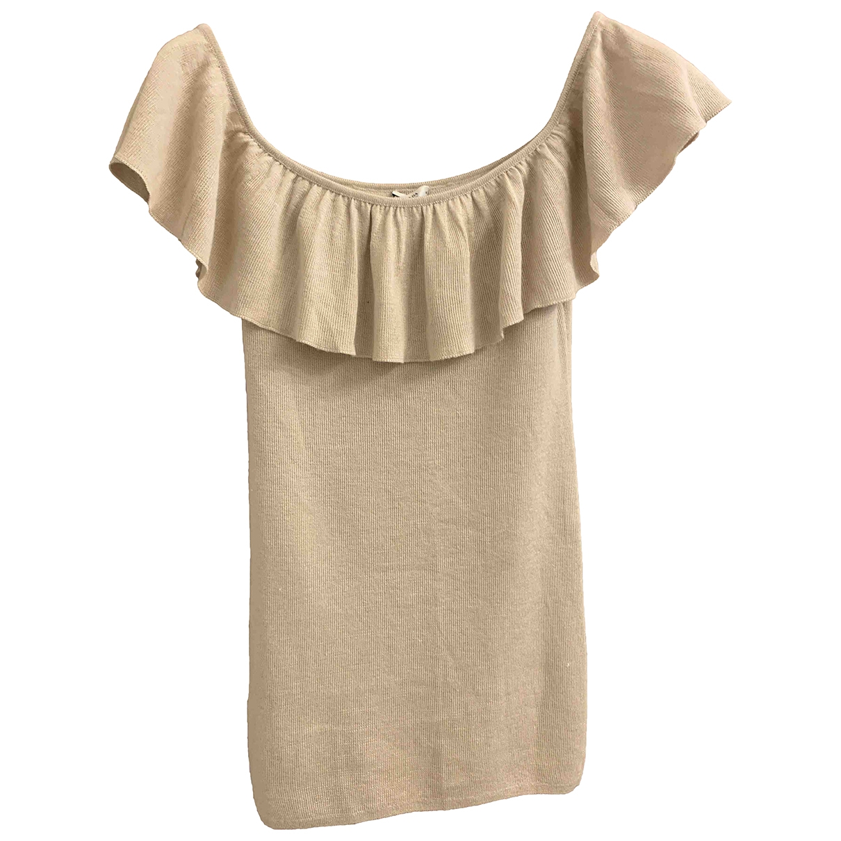 Prada \N Beige Cashmere Knitwear for Women 44 IT