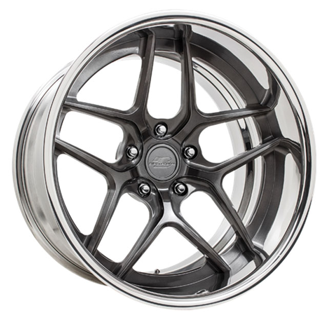 Billet Specialties MR35810Custom Hydro Concave Deep Wheel 18x10