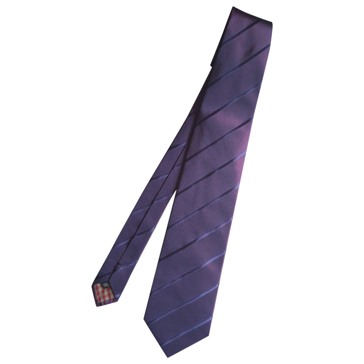 Kenzo \N Metallic Silk Ties for Men \N