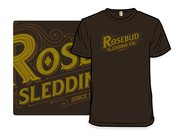 The Last Word In Sleds T Shirt