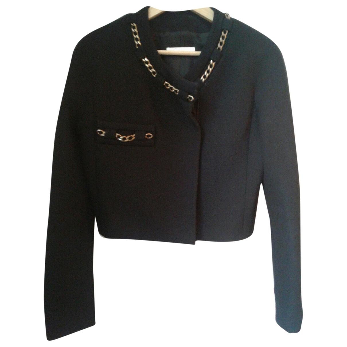Chloé \N Black Wool jacket for Women 40 FR
