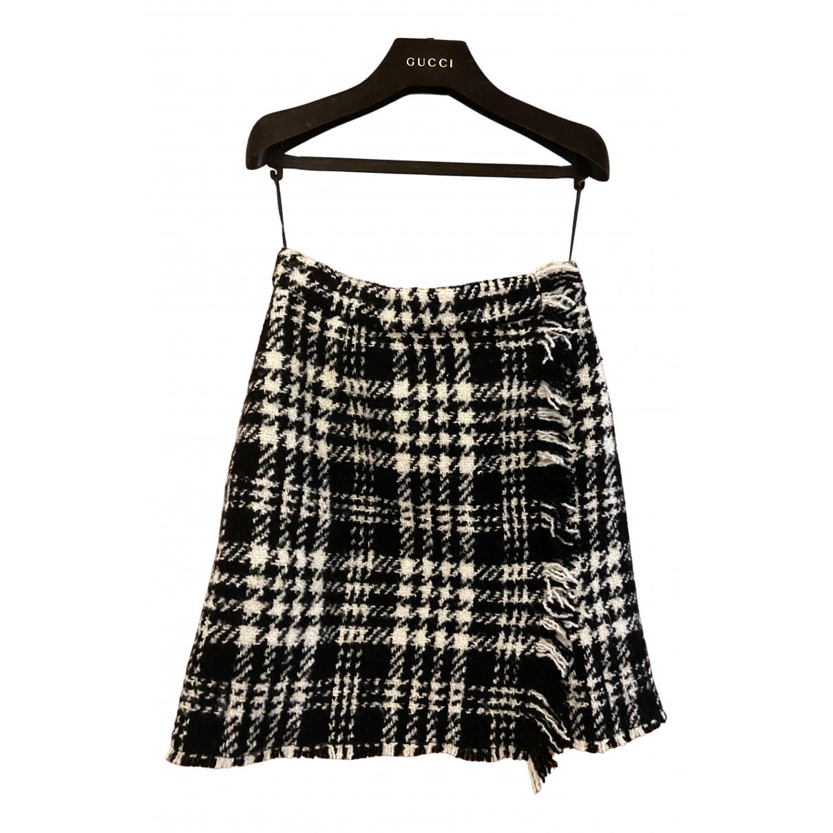 Dolce & Gabbana \N Wool skirt for Women 38 IT