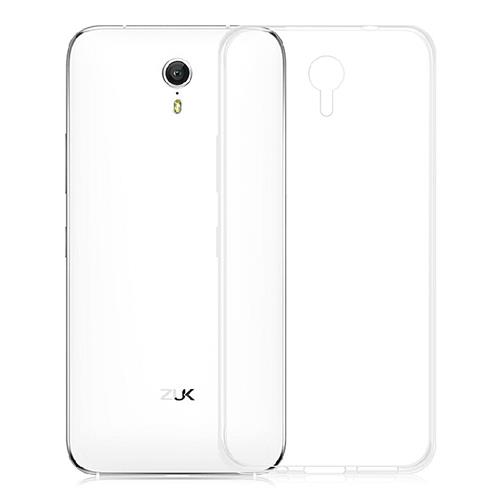 Air Shell LENOVO ZUK Z1 Silicone Case High Quality Protective Phone Shell - Transparent