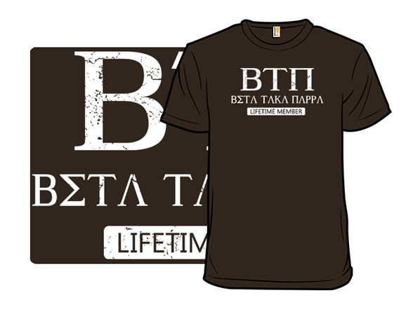 Beta Taka Nappa T Shirt