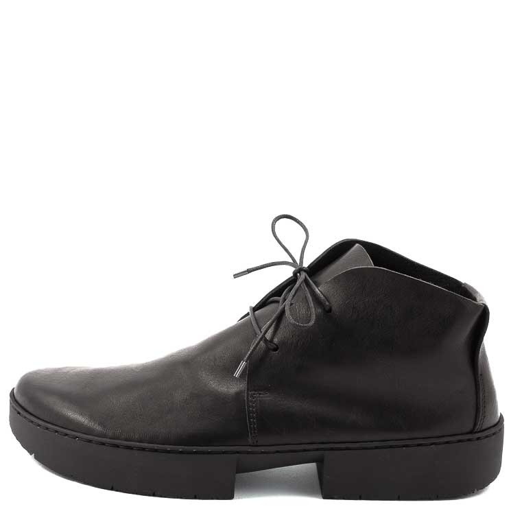 Trippen, Riot m Sport Men's Bootees, black Größe 44