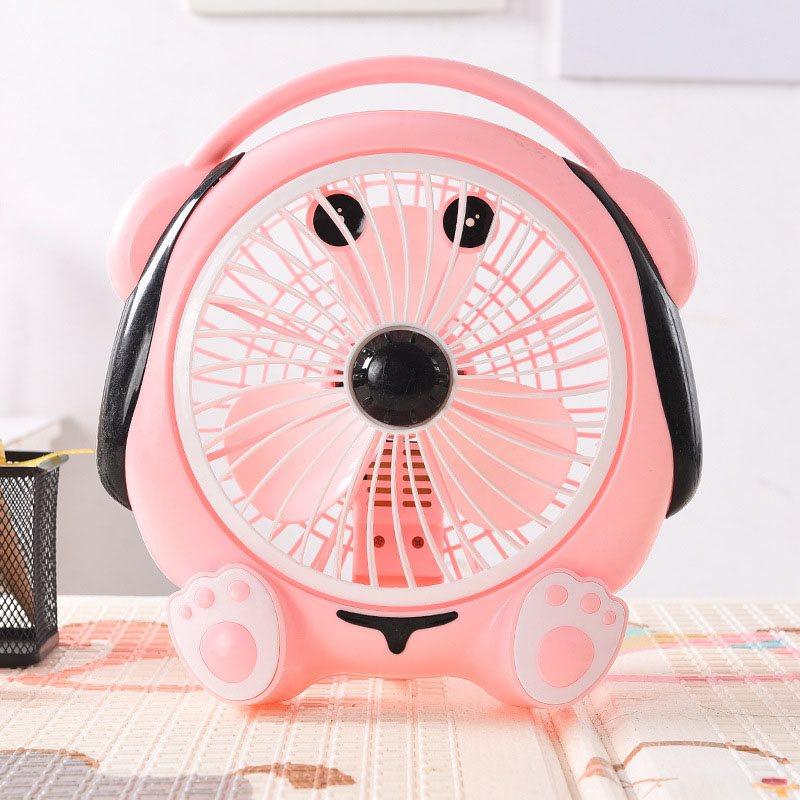 Lovertiful Design Super Silent Mini USB Fans
