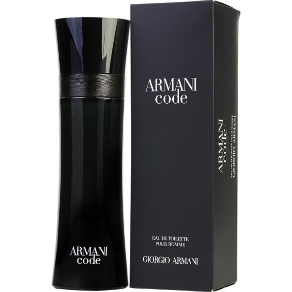 Giorgio Armani - Armani Code : Eau de Toilette Spray 4.2 Oz / 125 ml