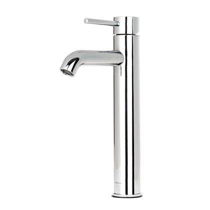 Robinet de lavabo de salle de bain moderne à monocommande chrome - LIVINGbasics™