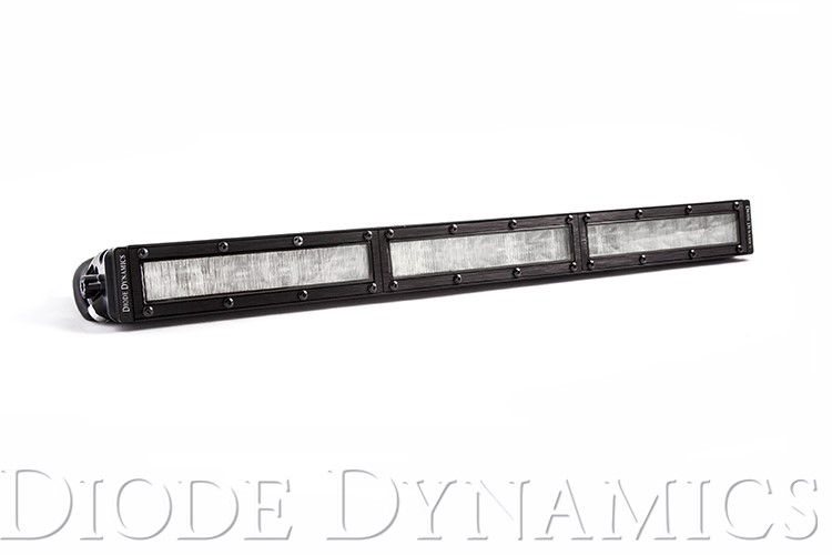 Diode Dynamics DD5024 18 Inch LED Light Bar  Single Row Straight Clear Wide Each Stage Series