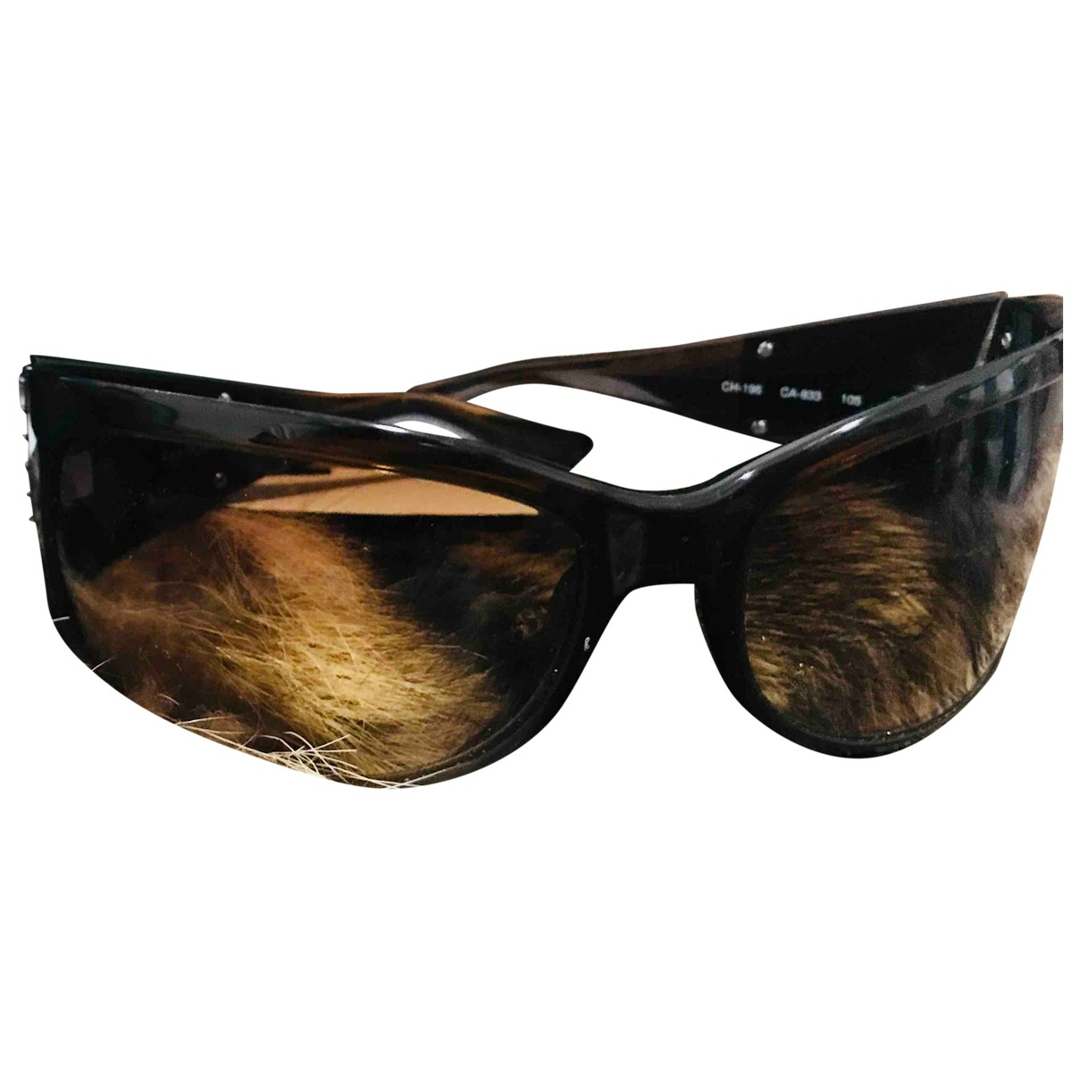 Carolina Herrera \N Brown Sunglasses for Women \N