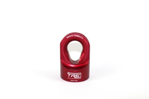 Safety Thimble II - Red TRE-Tactical Recovery Equipment