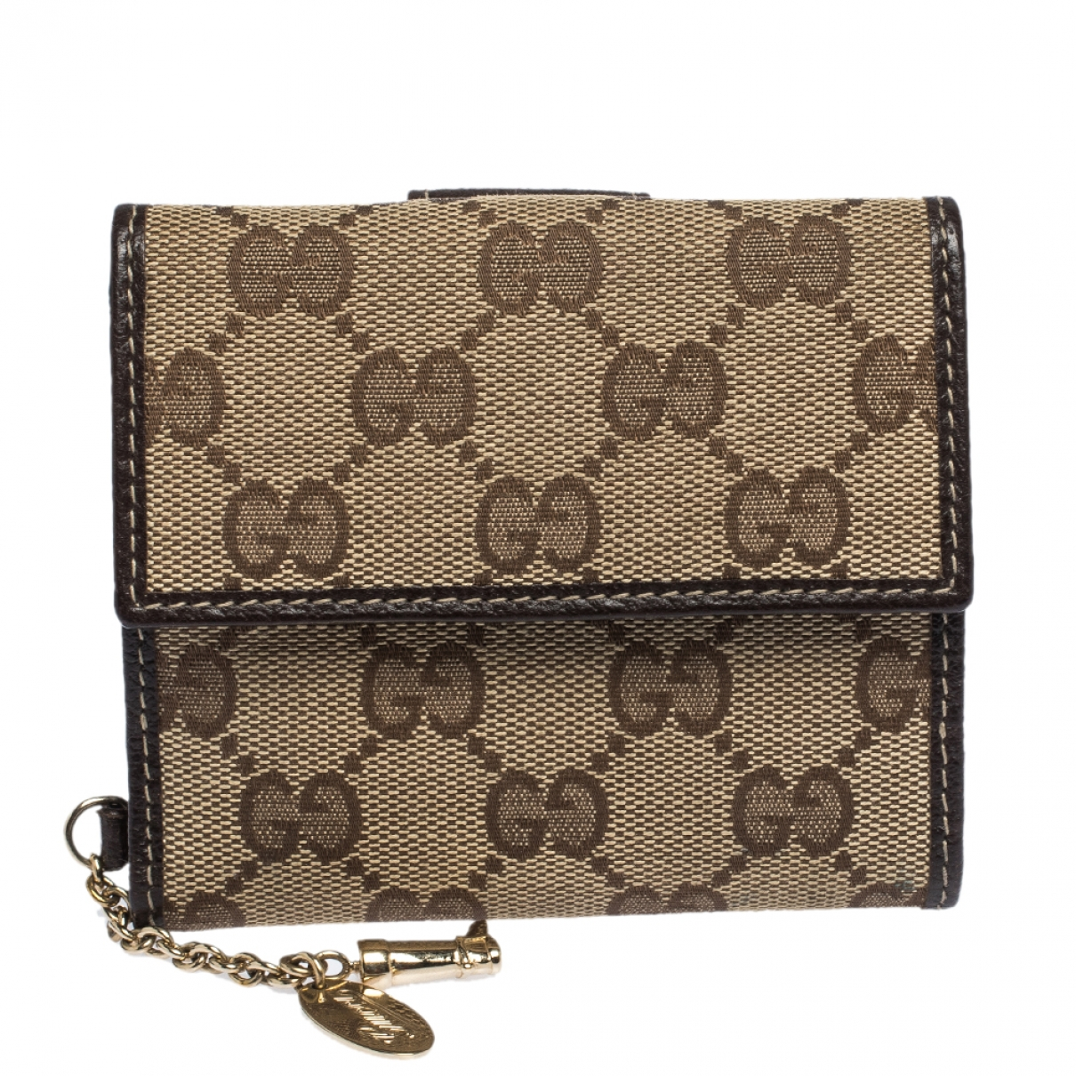 Gucci \N Leather wallet for Women \N