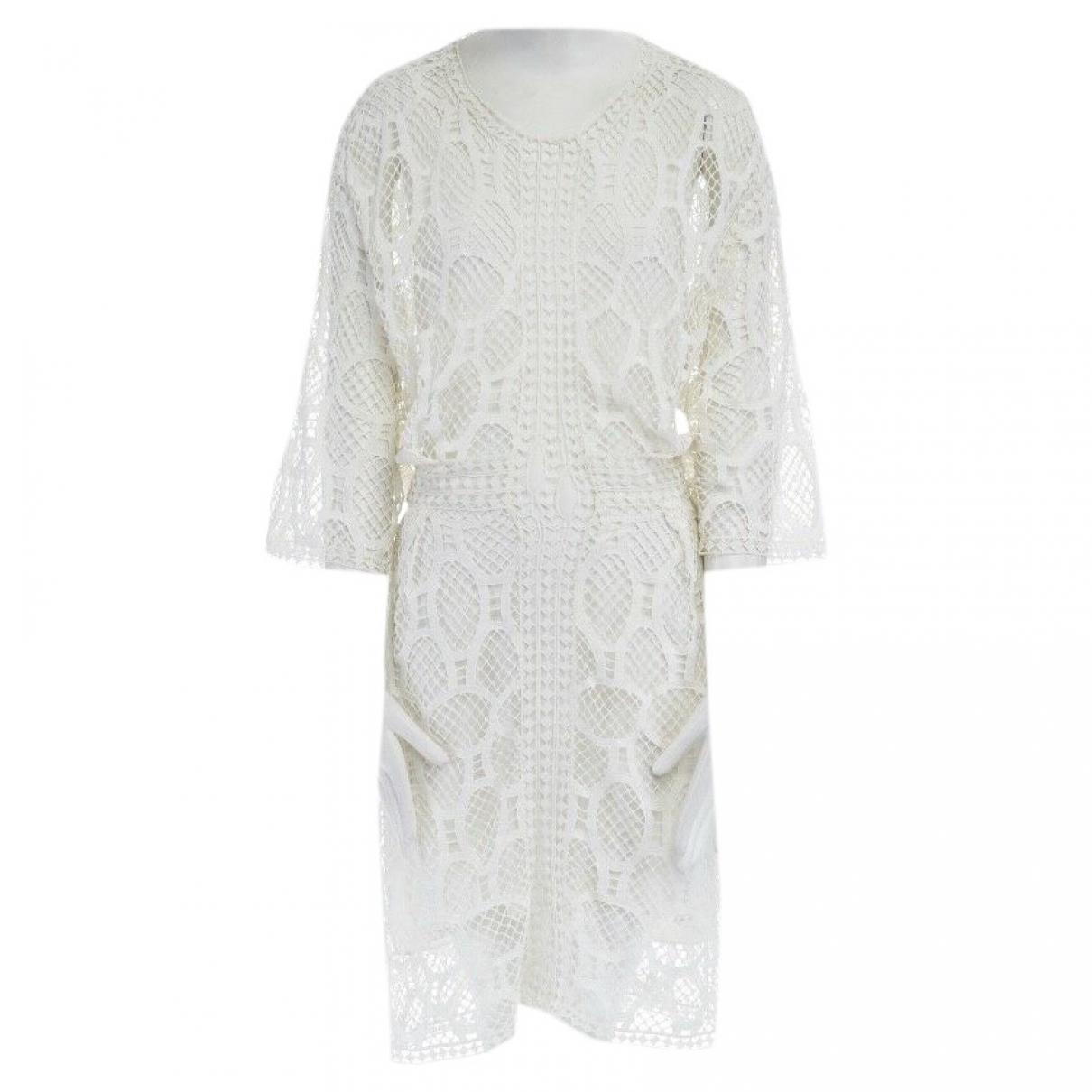 Chloé \N White Cotton dress for Women S International