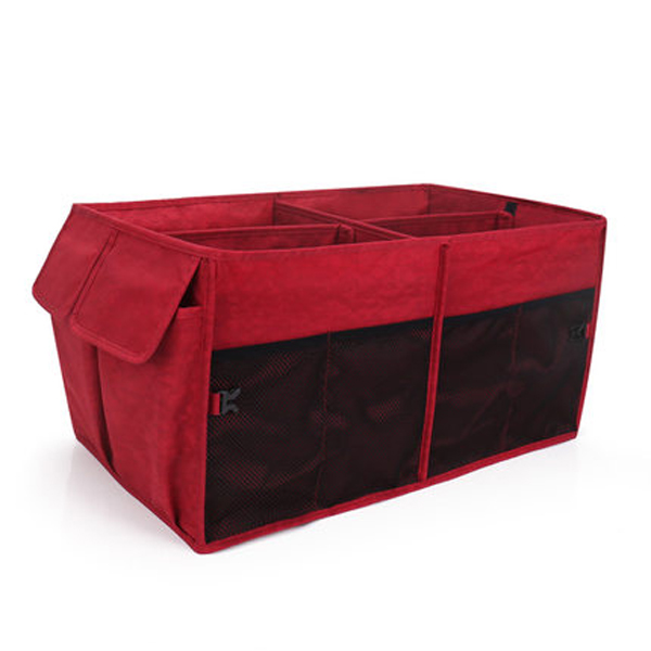 Trunk Organizer Made Of Eco-Friendly Fabrics And Multiple Colour Trunk Organizer
