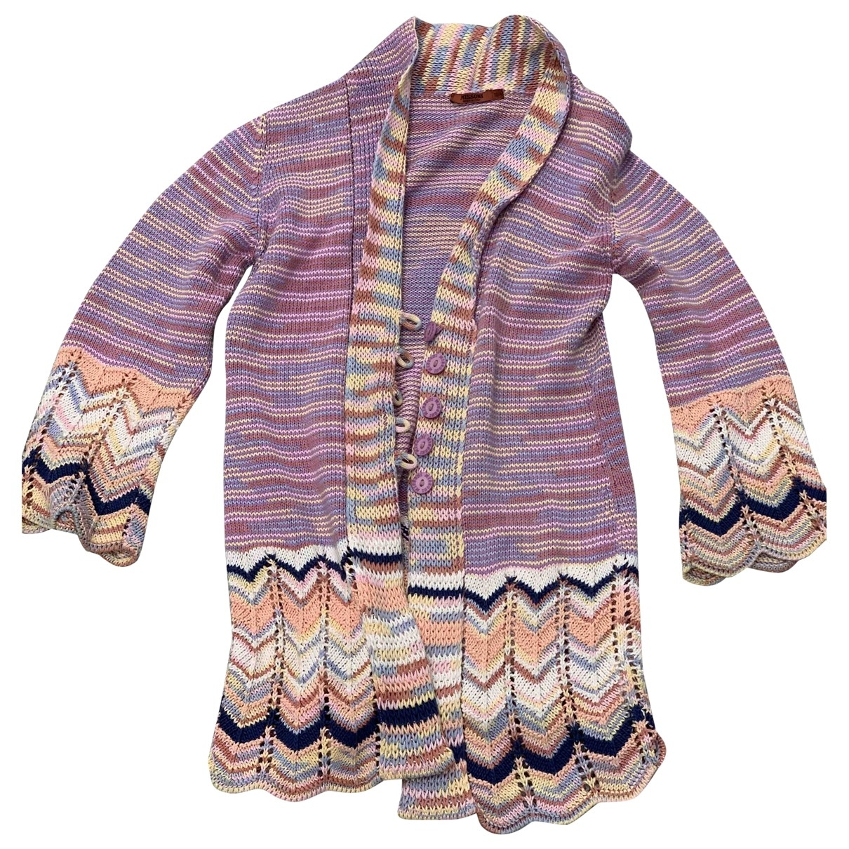 Missoni \N Multicolour Cotton Knitwear for Kids 10 years - until 56 inches