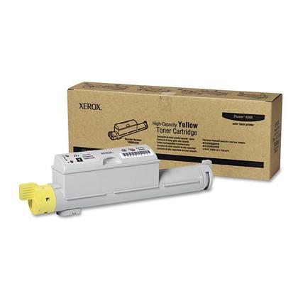 Xerox 106R01220 cartouche de toner originale jaune haute capacité