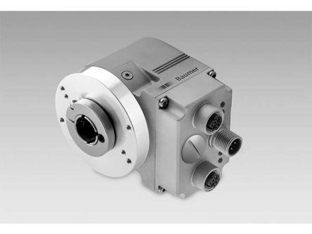 Baumer Absolute Encoder  EAL580-BNC.5WEC.13160.A 6000rpm EtherCAT Hollow shaft 10 → 30 V dc
