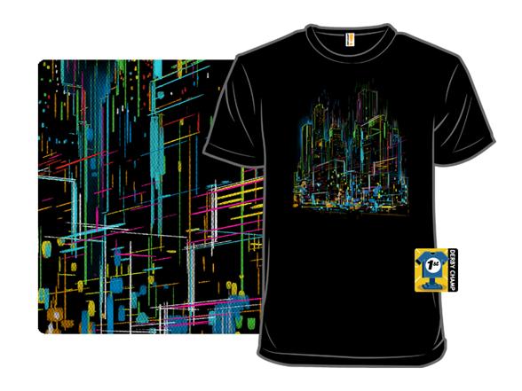 Big City Lights T Shirt