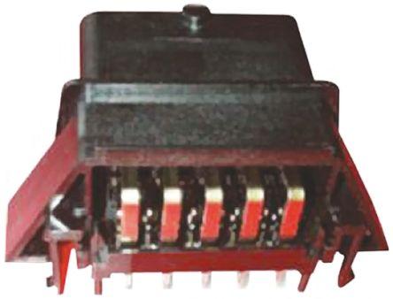Molex , CMC Automotive Connector Plug 4 Row 28 Way, Solder Termination, Black