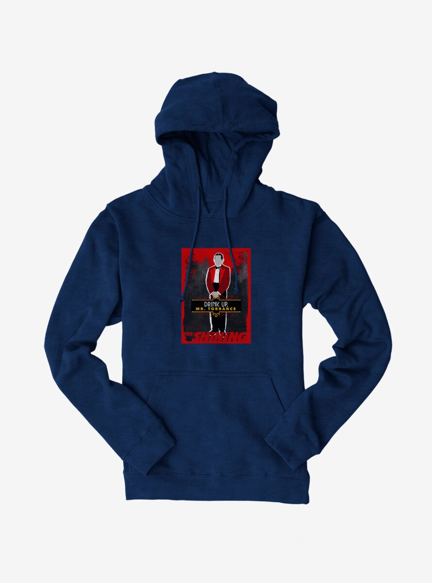 The Shining Drink Up Mr Torrance Hoodie