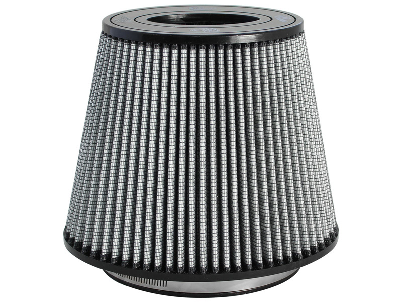 aFe POWER 21-91066 Magnum FLOW Pro DRY S Air Filter (5.19 X 7.05)F X (7.18 X 10.03)B (4.8 X 6.8)T (inv) X 7.88 H