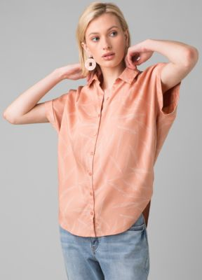 Fremont Woven Top