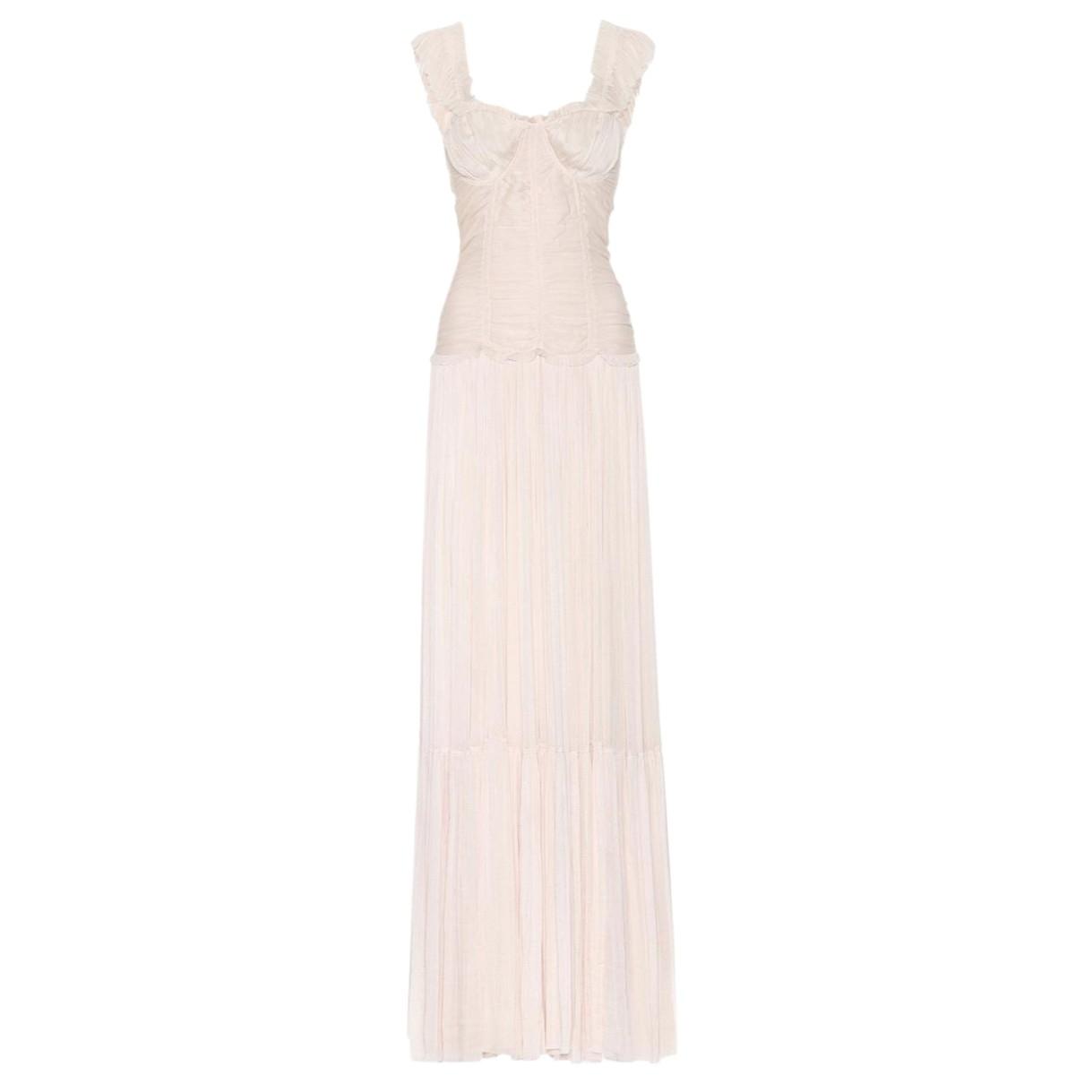 Ulla Johnson \N Pink Silk dress for Women 2 US