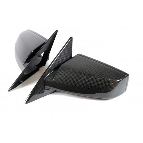 APR Performance CBM-MUSTANG Carbon Fiber Replacement Mirror With Lens Ford Mustang | GT500 2005-2009