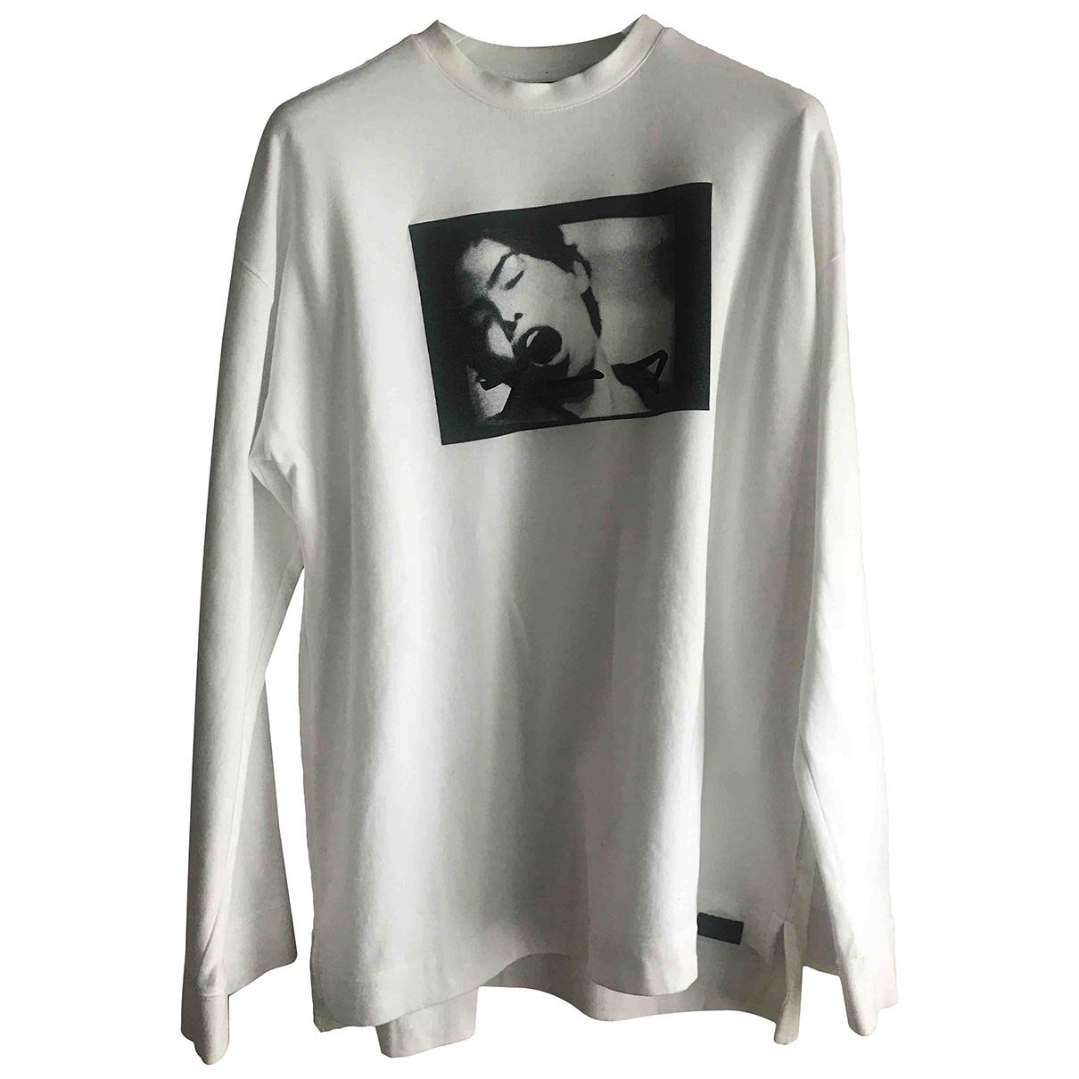 Fenty X Puma \N White Cotton Knitwear & Sweatshirts for Men L International