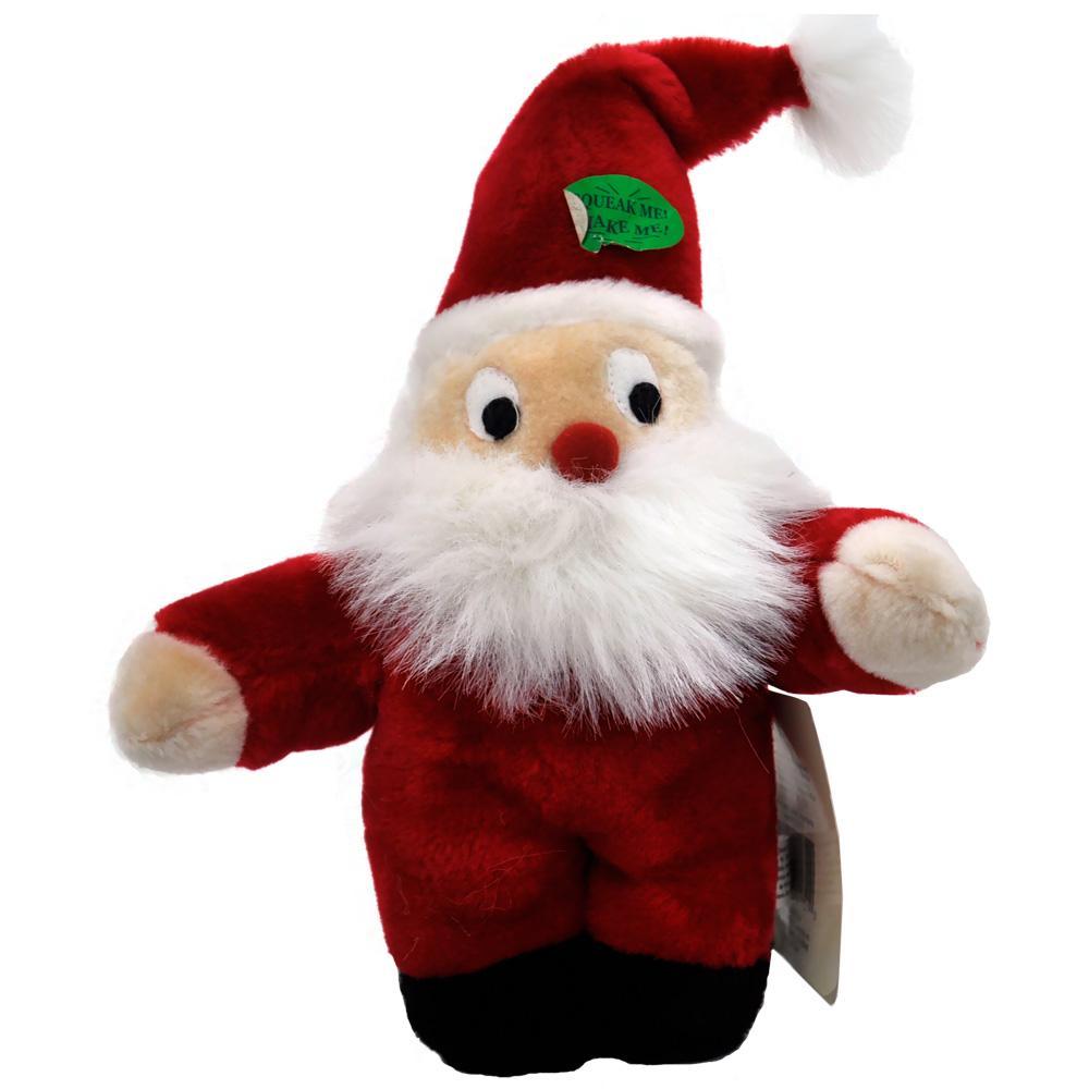 Kyjen Plush Puppies Holiday Santa - Large