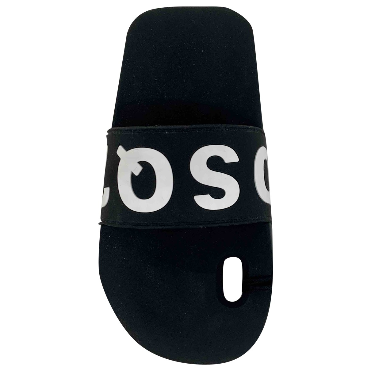 Dsquared2 \N Black Suede Phone charms for Women \N