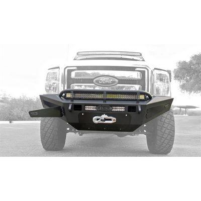 Addictive Desert Designs HoneyBadger Front Bumper (Black) - F067455030103