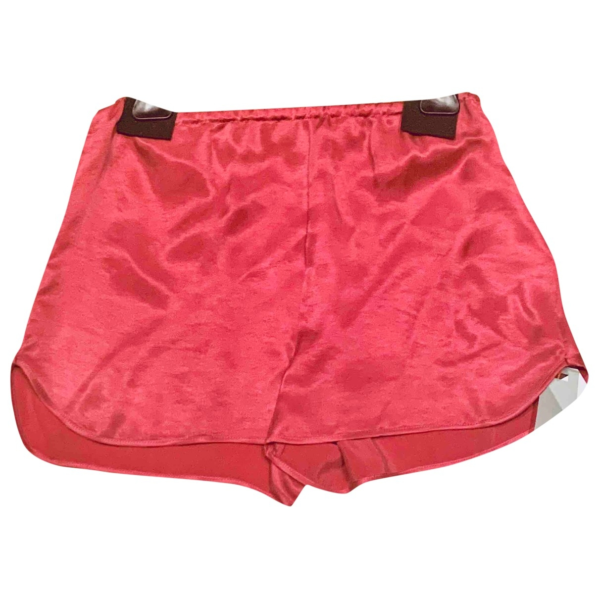 Off-white \N Pink Shorts for Women 38 IT