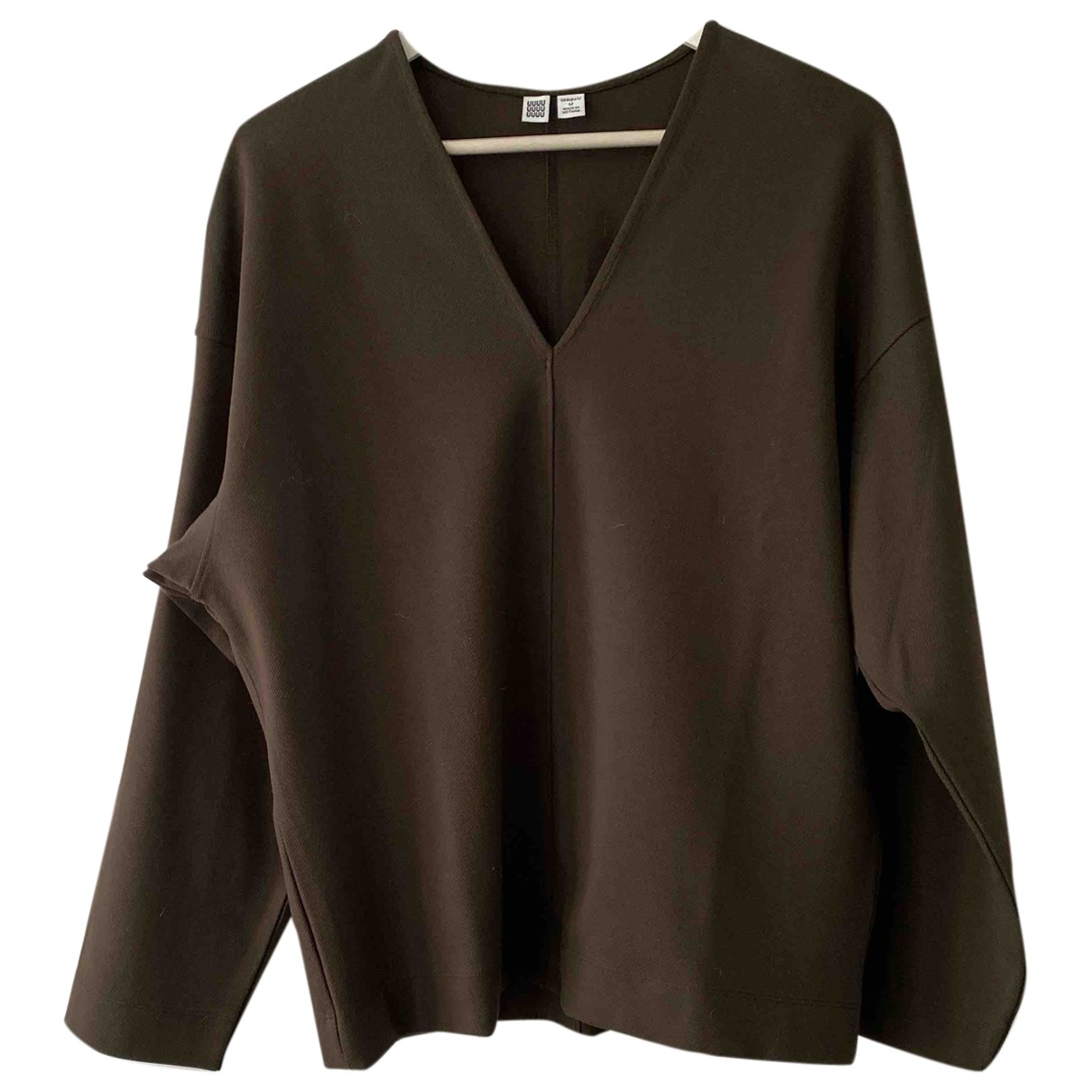 Uniqlo \N Brown Wool  top for Women 12 UK