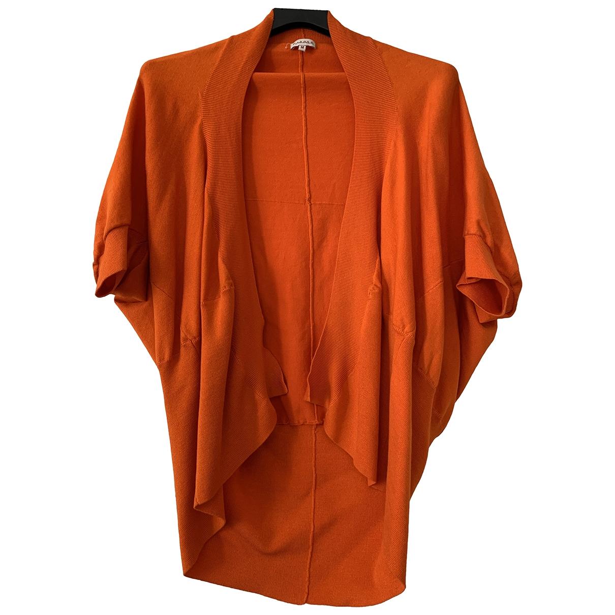 Parosh \N Orange Silk Knitwear for Women M International