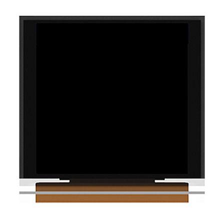 4D Systems 1.5in Passive matrix OLED Display 128 x 128pixels Matrix SSD1351 Interface
