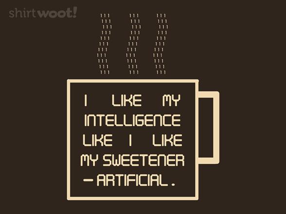 Artificially Sweet T Shirt