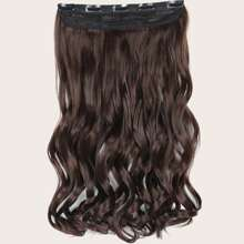 1pc Curly Hair Extension
