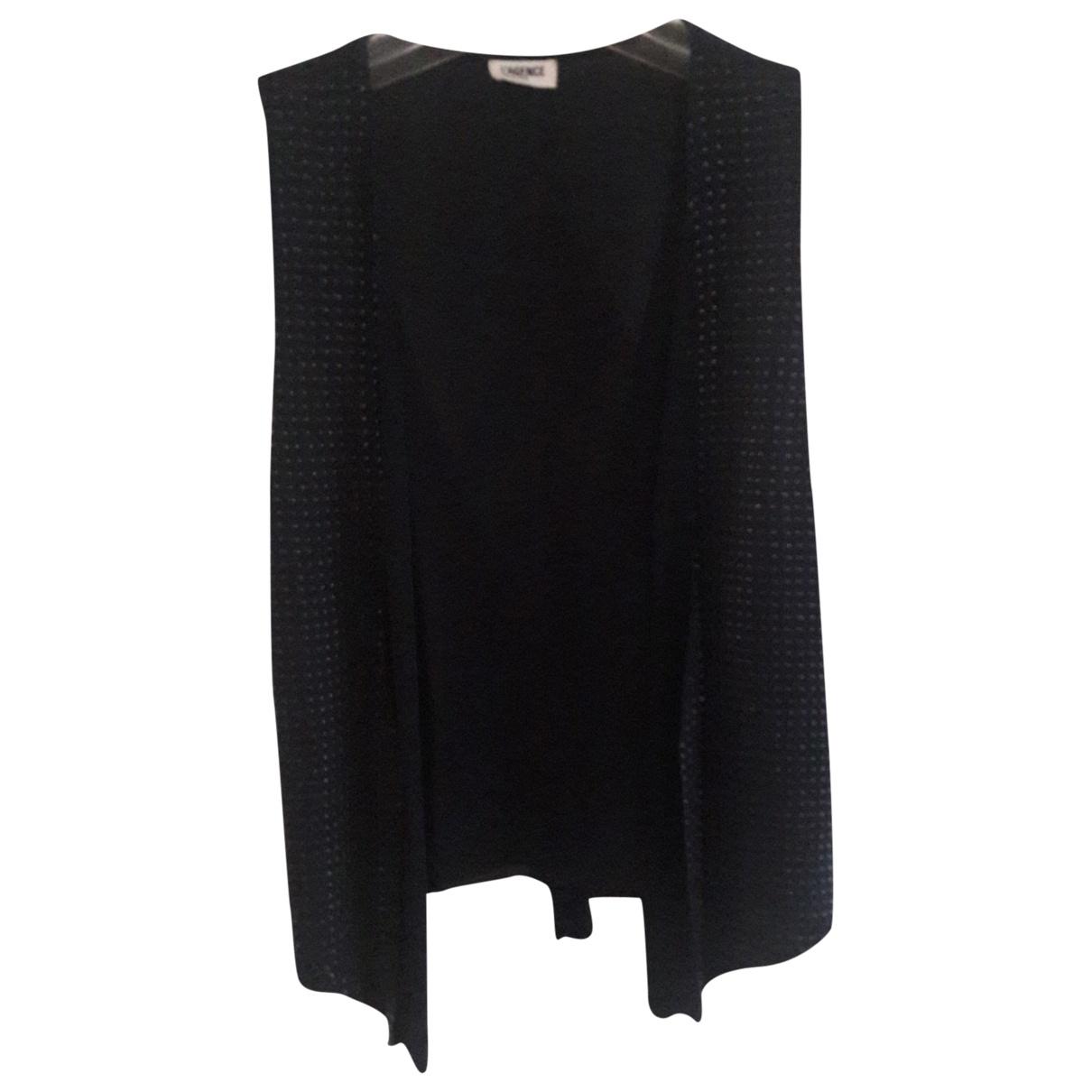 L'agence \N Black Silk Knitwear for Women 36 FR