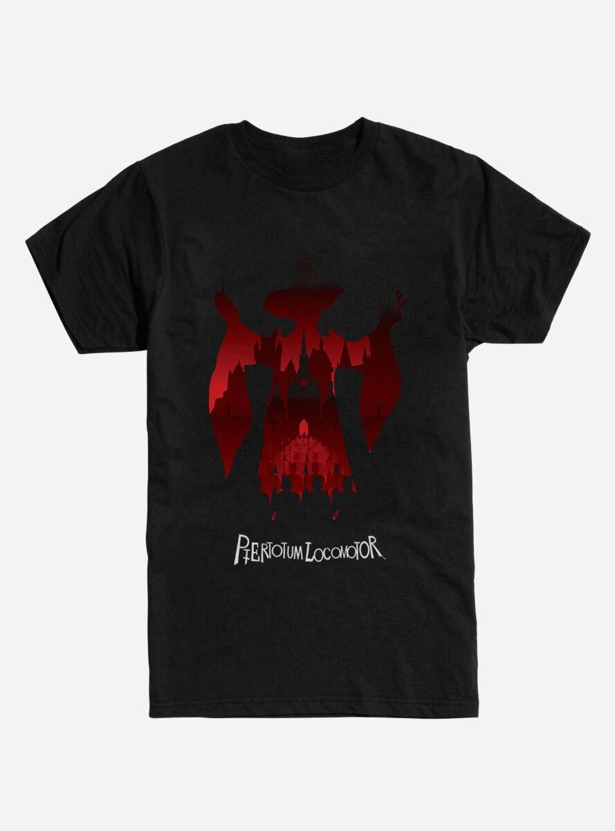 Harry Potter Piertotum Locomotor T-Shirt