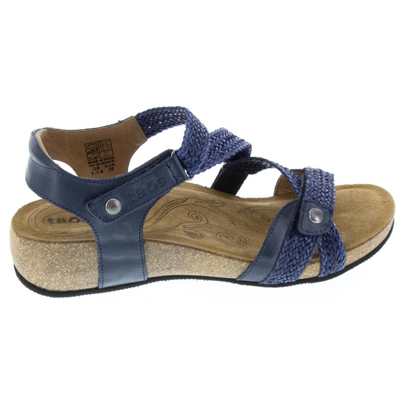 Taos Trulie Navy Leather 36