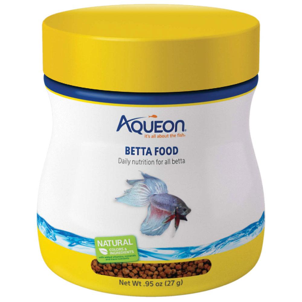 Aqueon Betta Food (0.95 oz)