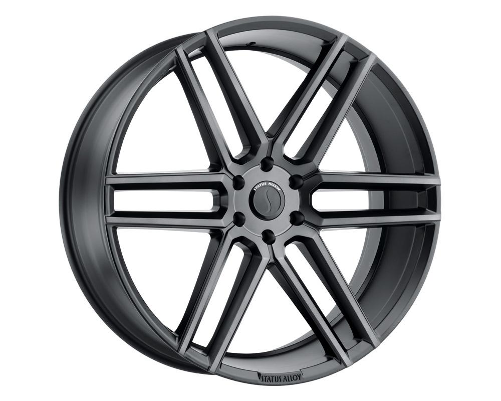 Status Titan Wheel 26x10 6x139.7 25mm Carbon Graphite
