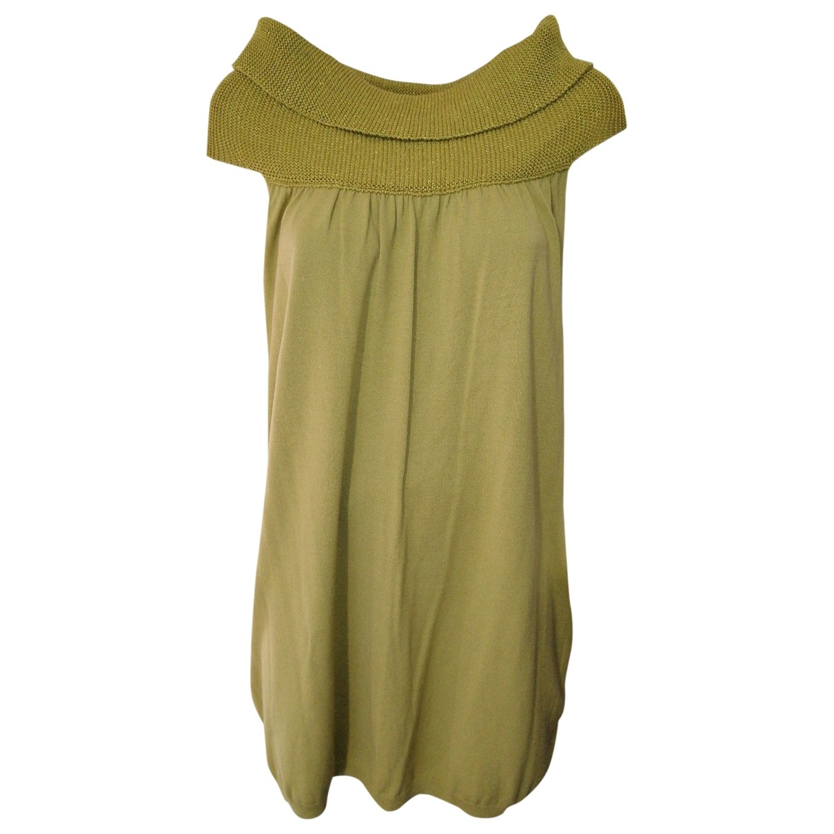 Moschino Cheap And Chic \N Green dress for Women 42 IT